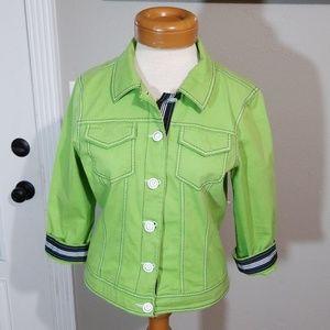 Ann Trinity Jacket Size Medium